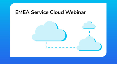 EMEA Service Cloud Webinar