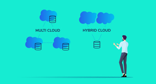 Multi cloud vs. hybrid cloud: finding the right cloud deployment for your data requirements