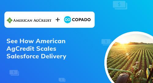 American AgCredit Scales Salesforce Delivery | Copado Resources