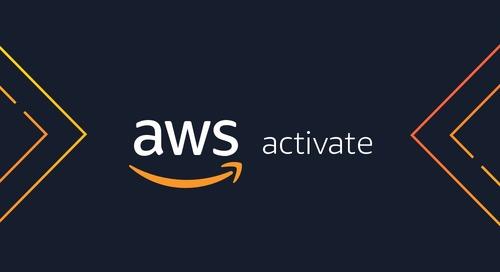 AWS Activate Webinar Series