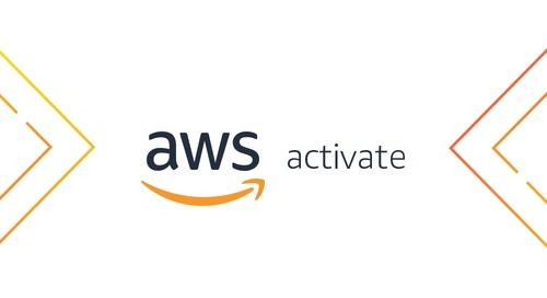 Bienvenido a AWS Activate