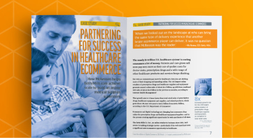 Partnering for success in healthcare ecommerce