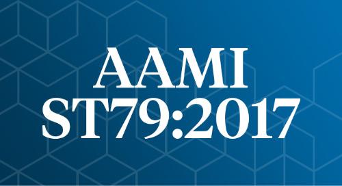 AAMI ST79:2017
