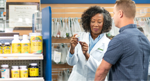 Building a pharmacy strategy for health systems