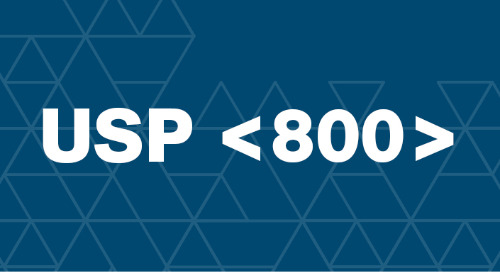 USP General Chapter <800>