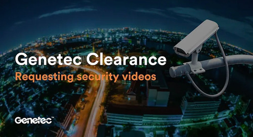 How to quickly find and request security video from businesses in your community