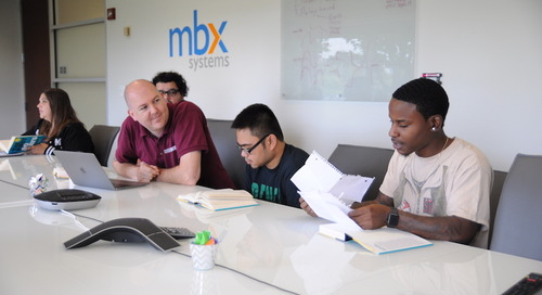 MBX Uses Book Club to Onboard, Develop Employees