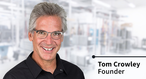 Tom Crowley has always followed his heart, whether it was his band or his business at MBX