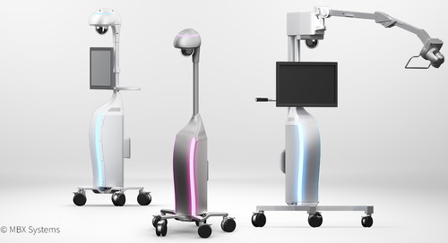 New Kori Mobile Medical Cart Platform for Computer Vision AI Applications Enables Fast Turnkey Deployments