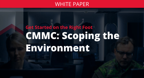 CMMC Scoping Environment