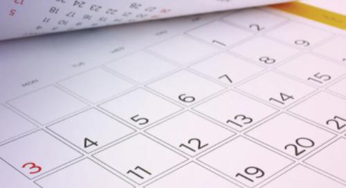CMS Star Ratings Calendar