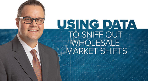 Using Data to Sniff Out Wholesale Market Shifts