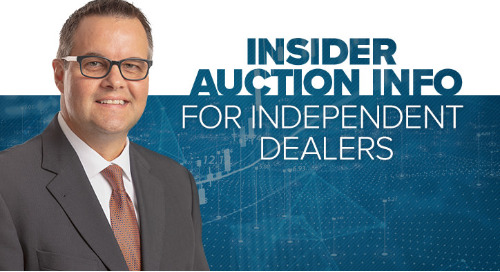 Insider Auction Info for Independent Dealers