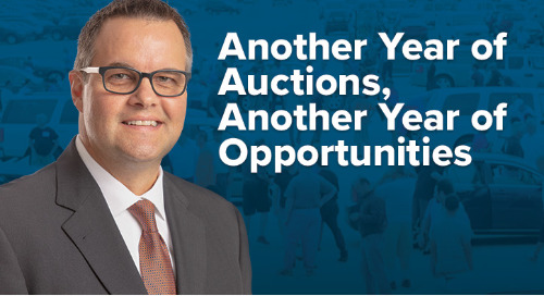 Another Year of Auctions, Another Year of Opportunities
