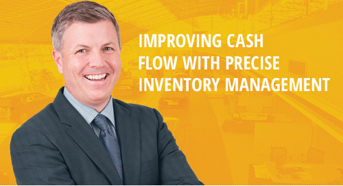 Improving Cash Flow with Precise Inventory Management