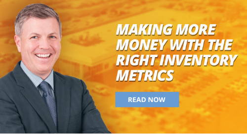 Making More Money with the Right Inventory Metrics