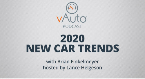 2020 New Car Trends