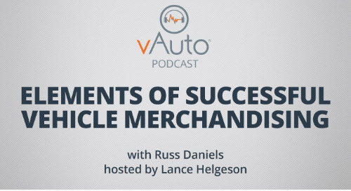 Elements of Successful Vehicle Merchandising