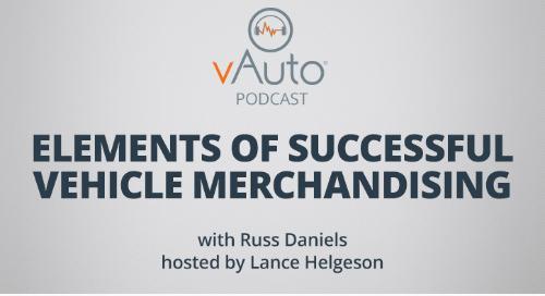 Elements of Successful Vehicle Merchandising