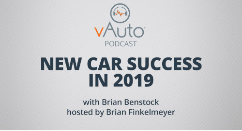 New Car Success in 2019