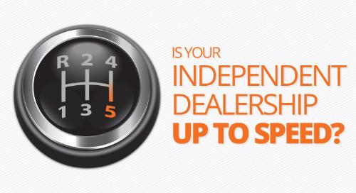 Inventory Management Evaluation for Independent Dealers