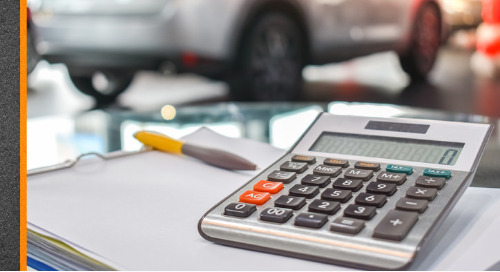 New Car Holding Calculator