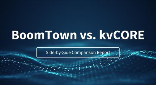 BoomTown vs. kvCORE: Side-by-Side Comparison Report