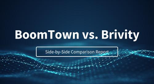BoomTown vs. Brivity: Side-by-Side Comparison Report