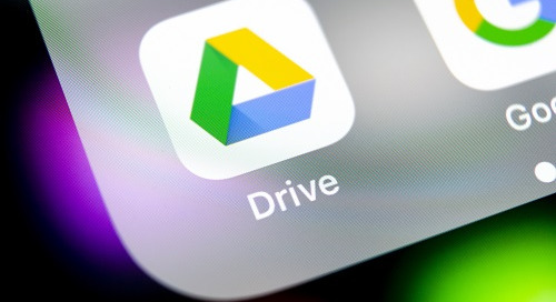 Google Drive: What Happened to Our Date?