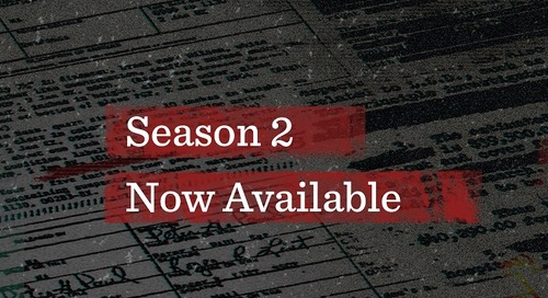 Now Live! Season Two of Law & Candor