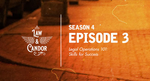 Legal Operations 101: Skills for Success