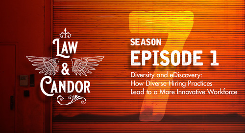 Diversity and eDiscovery: How Diverse Hiring Practices Lead to a More Innovative Workforce
