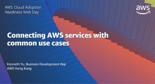 AWS 服務與常見的雲端解決方案