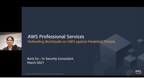 Defending Workloads on AWS against Modelled Threats (English Session)