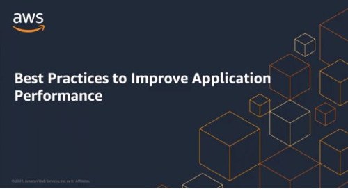 Best Practices to Improve Application Performance (Cantonese Webinar)