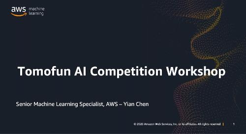 Tomofun AI 線上工作坊