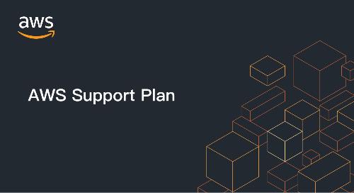 訂閱 AWS Support Plan 即時提供專業技術支援 - 第一集