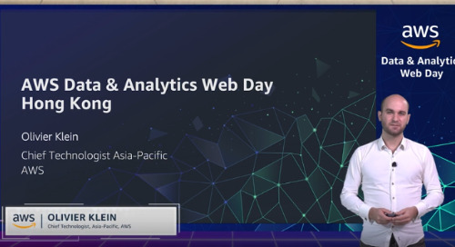 Opening Keynote: Reinventing Business with Data and Building your Modern Data Strategy