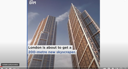 Video: The London Skyscrapers Built From the Top Down