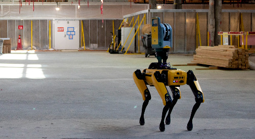 Advancing Construction Robotics: Turnkey Solution from Trimble and Boston Dynamics Now Available