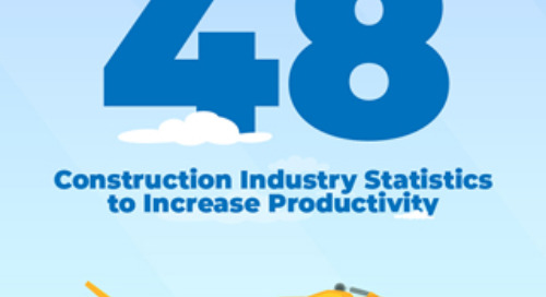 48 Construction Industry Statistics to Increase Productivity
