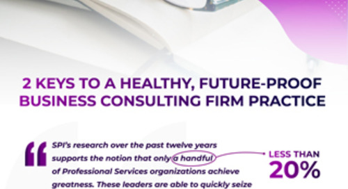 2 Keys to a Healthy, Future-Proof Business Consulting Firm Practice