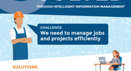 5 Construction Industry Challenges Solved through Intelligent Information Management