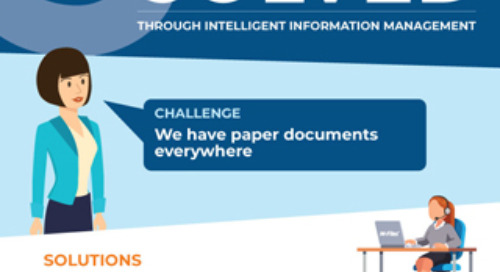5 Professional Services Industry Challenges Solved through Intelligent Information Management