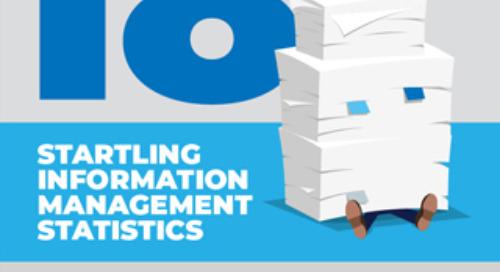 18 Startling Information Management Statistics