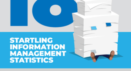 18 Startling Information Management Statistics