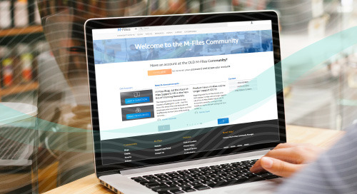 Top 5 reasons you should join the new M-Files Community