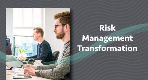 Risk Management Transformation