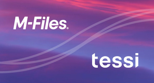 Tessi Partners with M-Files to Drive Digitization