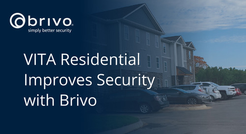VITA Residential Improves Security and Resident Experience with Brivo